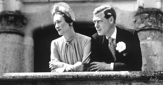 История Вопрос: Почему наследник на престол Эдуард VIII отказался от престола в 1936 году?
