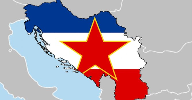 History Trivia Question: Serbia, Croatia, Slovenia, Bosnia and Herzegovina, Montenegro and Macedonia were part of what country?