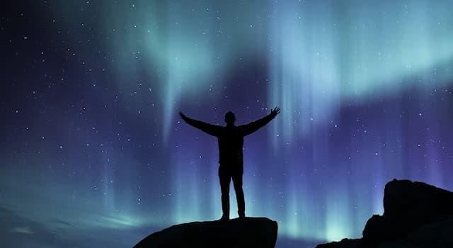 Природа Вопрос: Сколько по времени длится северное сияние?