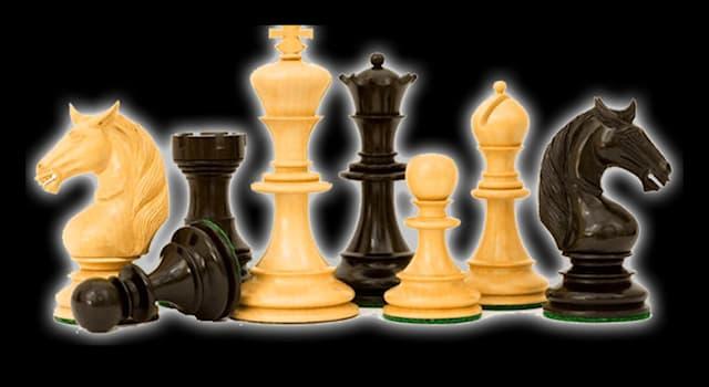 Спорт Вопрос: Сколько наименований фигур в шахматах?