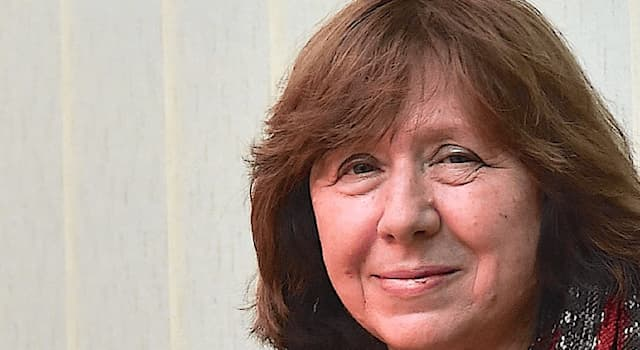 Culture Trivia Question: Svetlana Alexievich was awarded a Nobel Prize in which area?