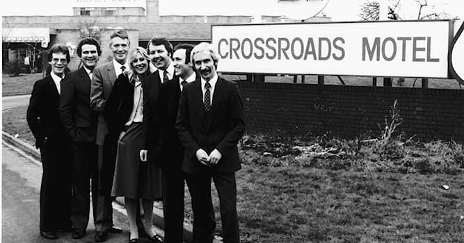 """Movies & TV Trivia Question: The British TV soap opera """"Crossroads"""" was set in the outskirts of which major British city?"""