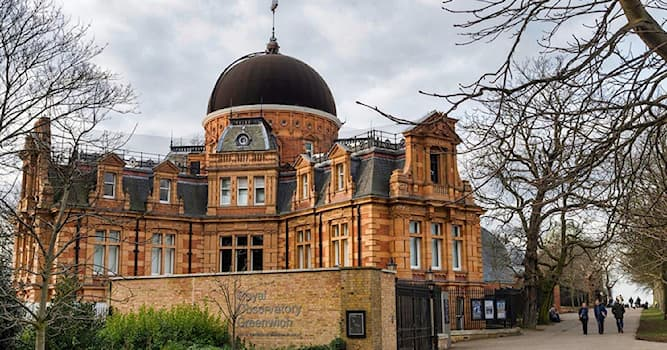 Culture Trivia Question: The Royal Observatory Greenwich is situated in which city?