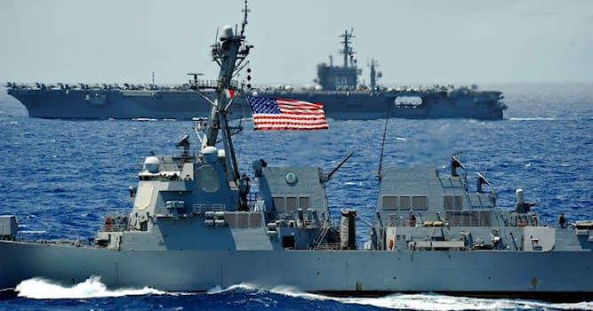 History Trivia Question: The US gunboat USS Nashville was involved in a revolution in which country?