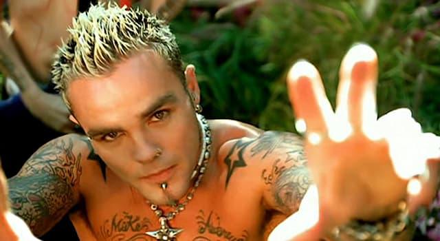 Культура Вопрос: В 2000 году вышла знаменитая композиция Butterfly группы Crazy Town. Сэмпл песни какой группы взят за основу?