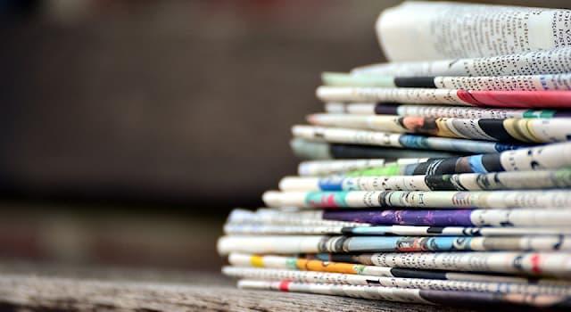 """Спорт Вопрос: В какой стране издаётся спортивная газета """"Olé""""?"""