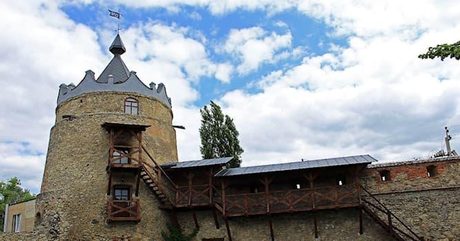 География Вопрос: В какой стране находится эта крепость, называемая Летичевский замок или доминиканский оборонный монастырь?