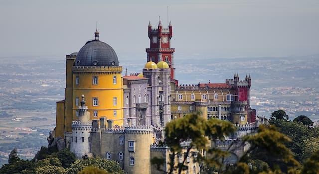 География Вопрос: В какой стране находится изображённый на фото дворец Пена?