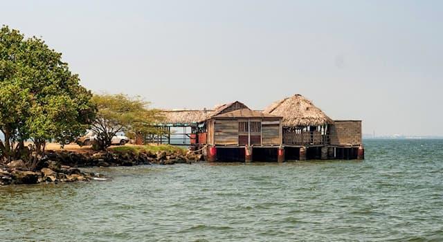 География Вопрос: В какой стране находится озеро Маракайбо?