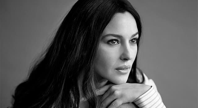 Кино Вопрос: В какой стране родилась актриса и модель Моника Беллуччи?