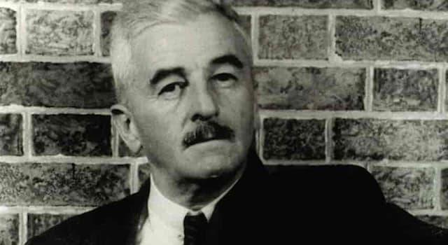 Культура Вопрос: В какой стране родился писатель, прозаик и лауреат Нобелевской премии по литературе Уильям Фолкнер?