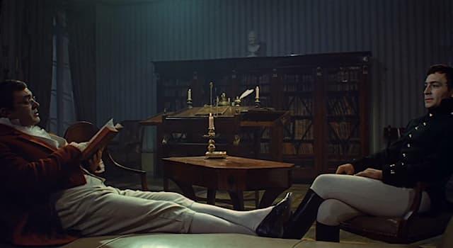 """Культура Вопрос: В каком году начинается повествование романа-эпопеи """"Война и мир"""" Л. Н. Толстого?"""