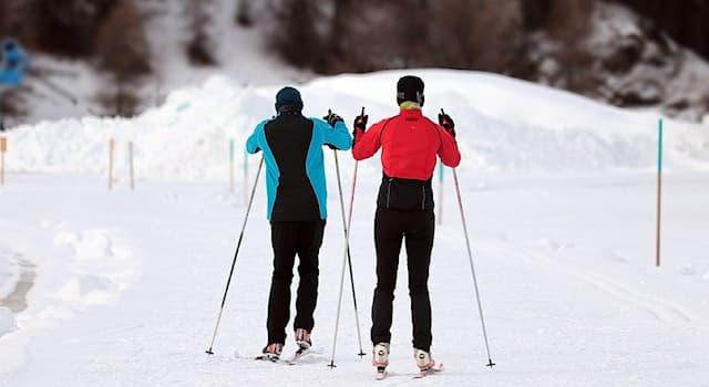 Спорт Вопрос: В каком году во французском городе Шамони была основана Международная федерация лыжного спорта?