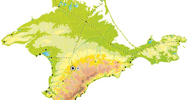 """География Вопрос: В каком курортном городе Крыма есть Генуэзская крепость и гора """"Лягушка""""?"""