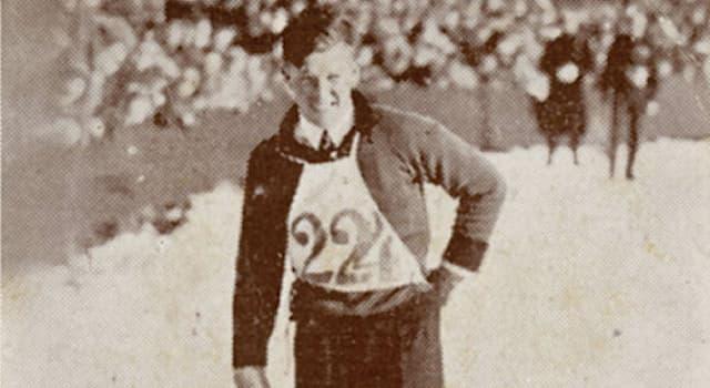 Спорт Вопрос: В каком виде спорта прославился норвежский спортсмен Биргер Рууд?