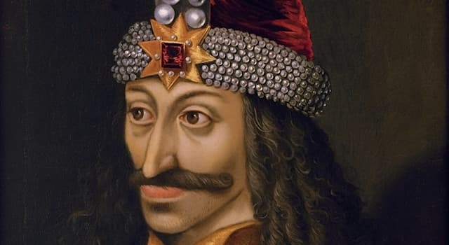 History Trivia Question: Vlad the Impaler inspired the creation of which fictional character?
