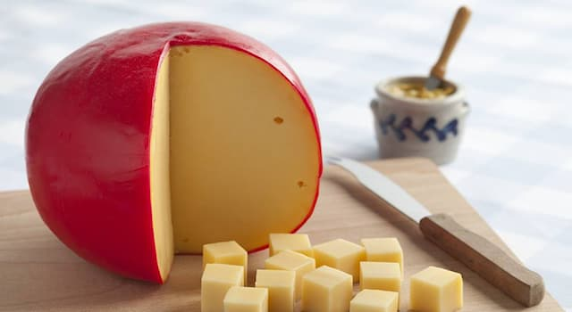 Culture Trivia Question: What country did Edam Cheese originate from?
