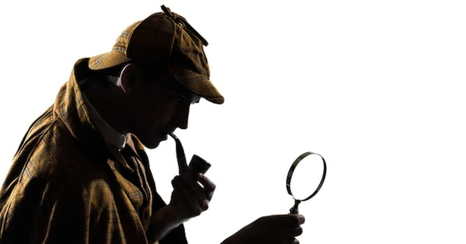 Culture Trivia Question: According to Sherlock Holmes, if you eliminate the impossible, whatever remains however improbable must be..?