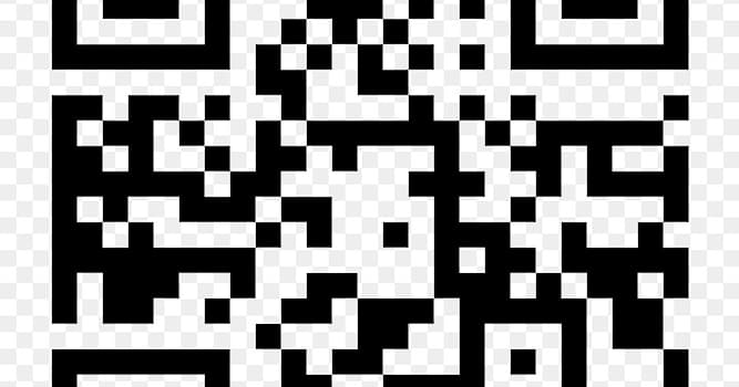 Society Trivia Question: What does the QR code mean?