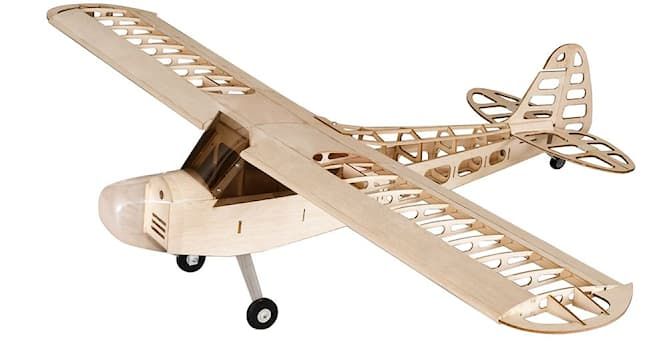 Culture Trivia Question: What is a very popular wood for model bridge tests, buildings and construction of aircraft?