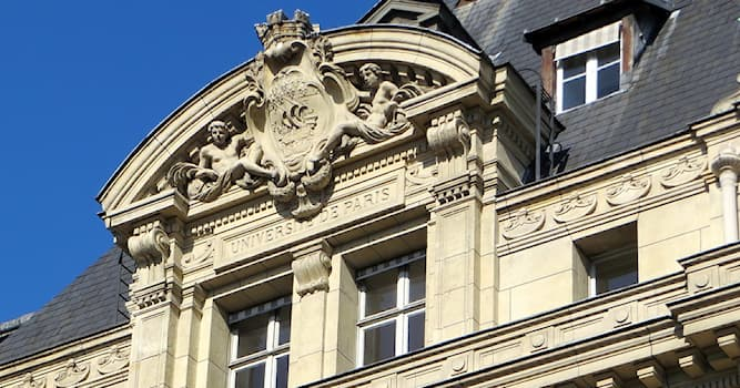 Science Trivia Question: What is another name for the University of Paris?