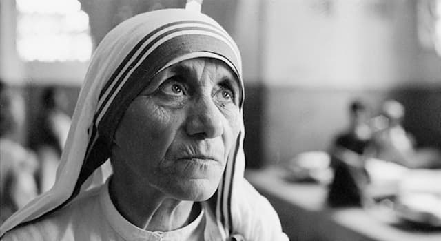 History Trivia Question: What is Mother Teresa's given name?