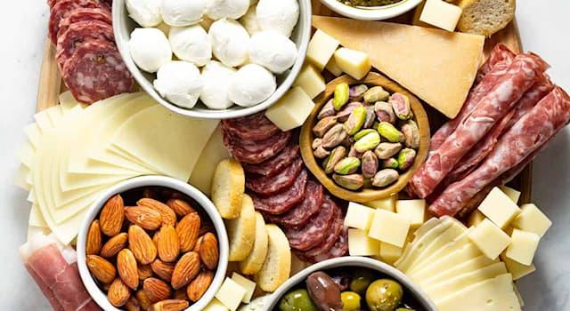 Culture Trivia Question: What is salumi in Italian cuisine?