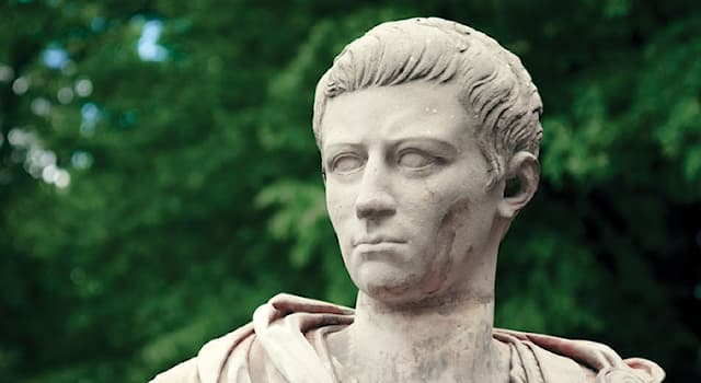 History Trivia Question: What is the meaning of the name 'Caligula'?