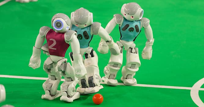 Sport Trivia Question: What is the name of the international robotics competition in football?