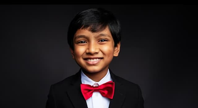 Society Trivia Question: What is the name of this child prodigy?