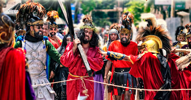 Culture Trivia Question: What is this Filipino play in the picture?