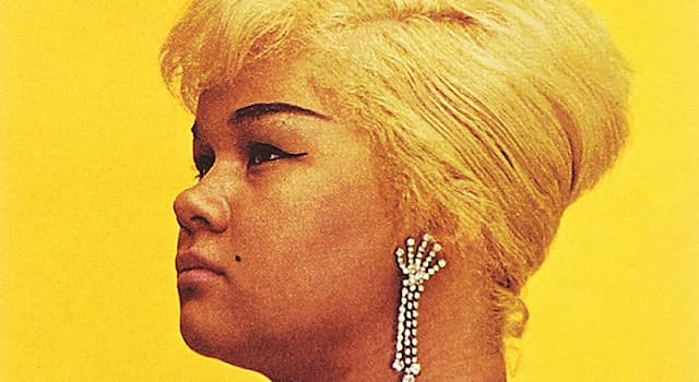 Culture Trivia Question: What song is considered Etta James' signature song?