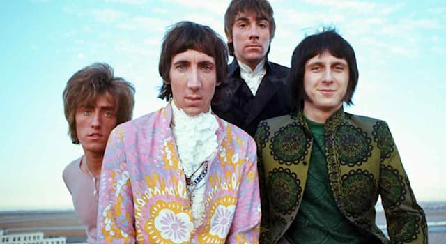 """Culture Trivia Question: What was the English rock band """"The Who's"""" original name?"""