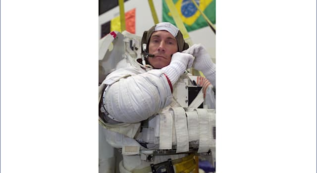 History Trivia Question: What was the name of the cosmonaut who was stranded in space in 1991?