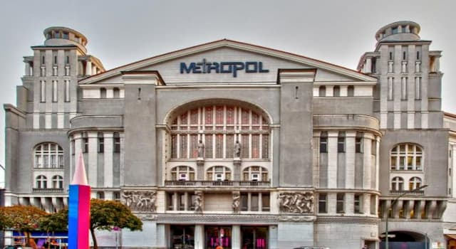 Culture Trivia Question: What was the previous name of the famous Metropol of Berlin, prior to the year 1951?
