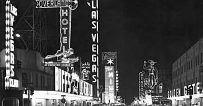 History Trivia Question: What was the very first casino in Las Vegas Nevada, which also celebrated its 115th year anniversary in 2021?