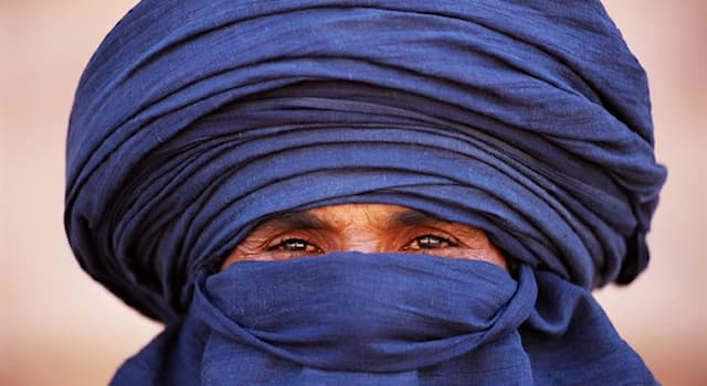 Culture Trivia Question: Where are the Tuareg people native to?