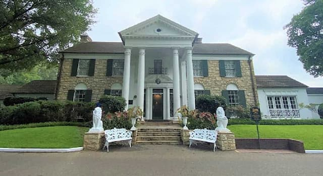 Geography Trivia Question: Where is Graceland, the legendary home of Elvis Presley?