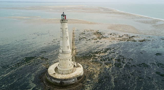 History Trivia Question: Which lighthouse is known as the 'Patriarch of Lighthouses' in France?