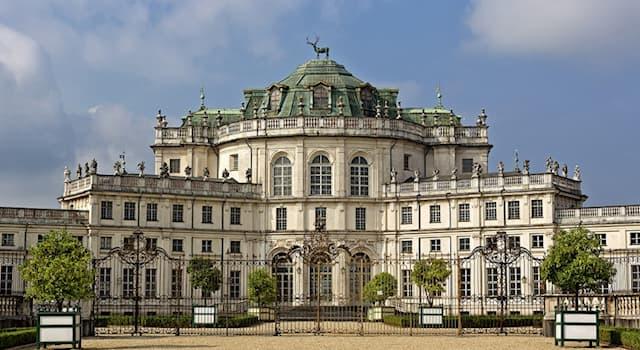 History Trivia Question: Which architectural style is the Palazzina di caccia of Stupinigi, Italy?