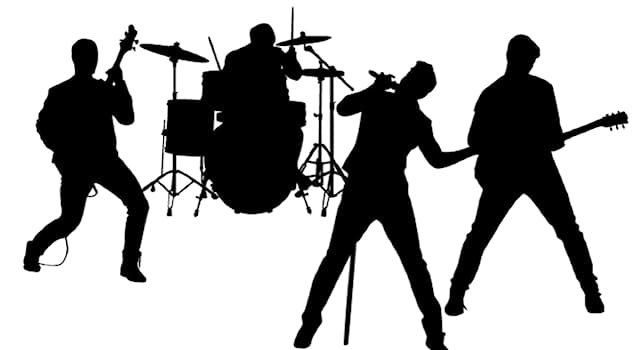 Culture Trivia Question: Which band took their name from the title of a John Wayne film?