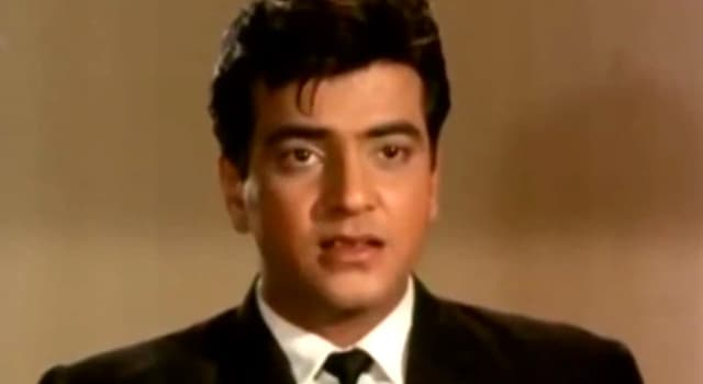 Movies & TV Trivia Question: Which Bollywood actor was known as 'Jumping Jack'?