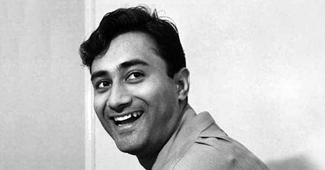 Movies & TV Trivia Question: Which Bollywood film actor was known as the 'Evergreen Hero'?