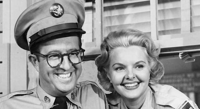 Movies & TV Trivia Question: Which 'Carry On' film included Phil Silvers in its cast?