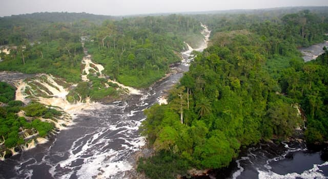 Geography Trivia Question: Which continent is Ivindo National Park located?