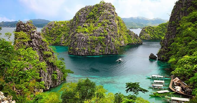 Geography Trivia Question: Which country does Palawan island belong to?