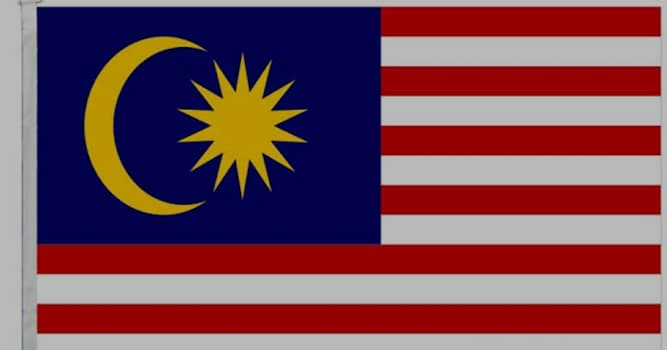 Geography Trivia Question: Which country is this flag from?