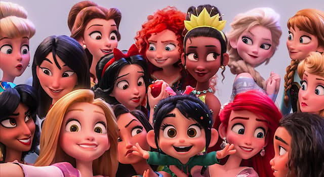 """Movies & TV Trivia Question: Which Disney princess has a name that literally means """"princess"""" in Greek?"""