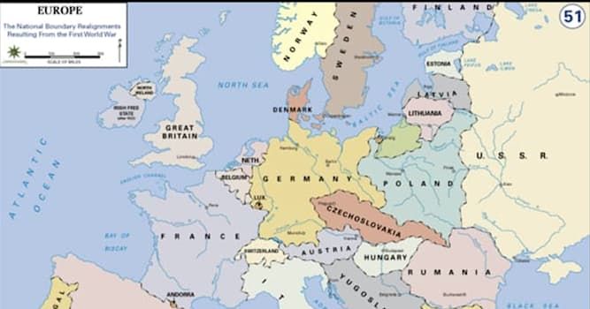 History Trivia Question: Which European leader stopped Germany's attempted annexation of Austria in 1934?