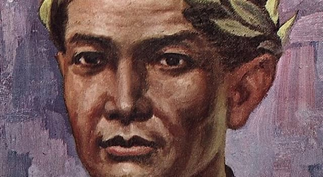 History Trivia Question: Which Filipino poet wrote 'Florante at Laura'?